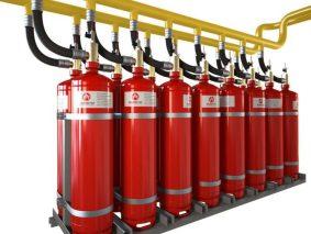 Станции пожаротушения на предприятиях