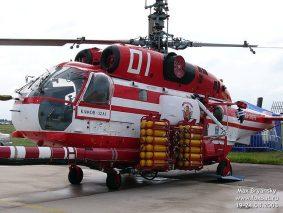 Система пожаротушения летательных судов